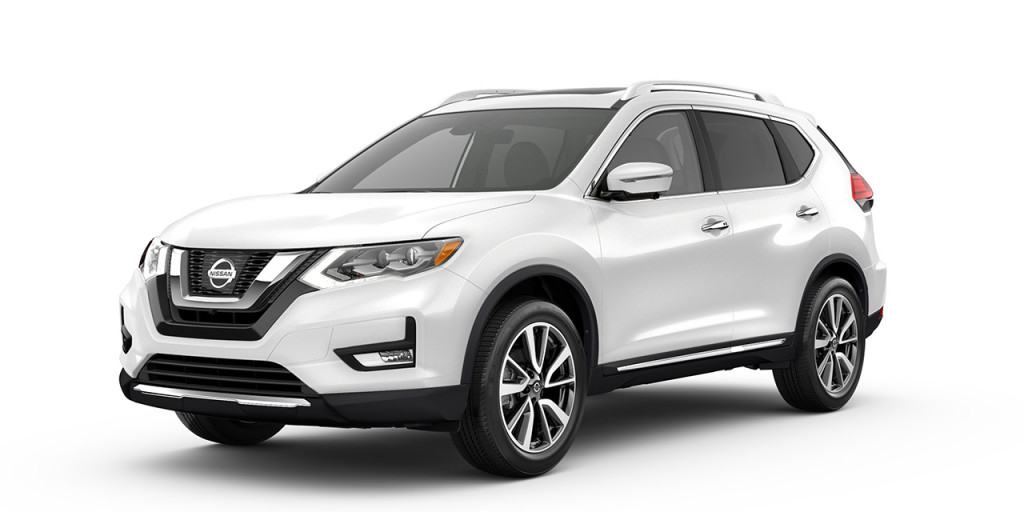 Nissan Rogue Lease fers