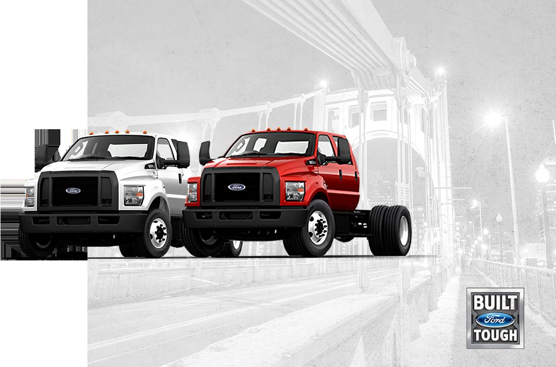 2017 F650 & F750 Trucks For Sale | Ford Medium Duty Trucks