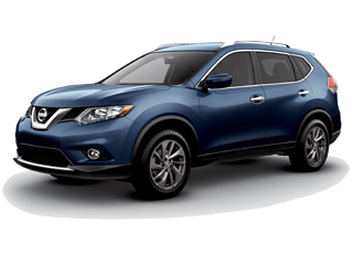 New 2016 Nissan Rogue S Fwd