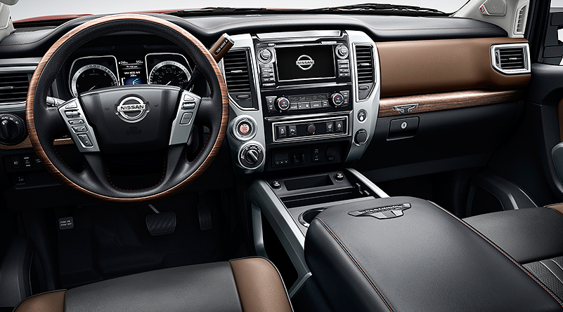 2016 Nissan Titan Information Future Nissan Of Roseville