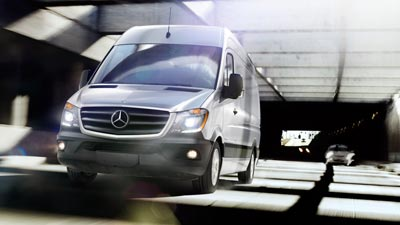 Keenan motors commercial vans new and pre owned luxury for Keenan mercedes benz