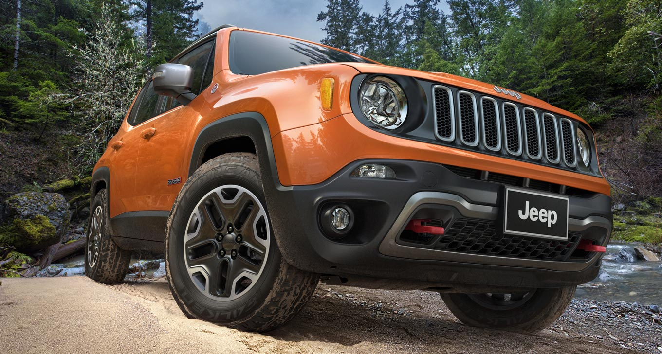 Keene Dodge Chrysler Jeep >> A Quick Look at the 2016 Jeep Renegade Trailhawk | Keene Chrysler Dodge Jeep Ram