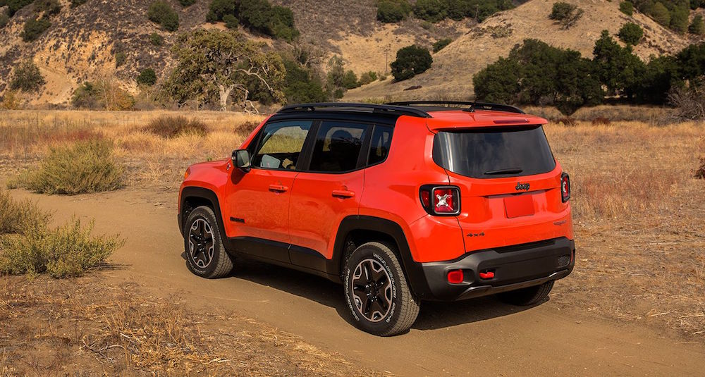 A Quick Look at the 2016 Jeep Renegade Trailhawk | Keene ...