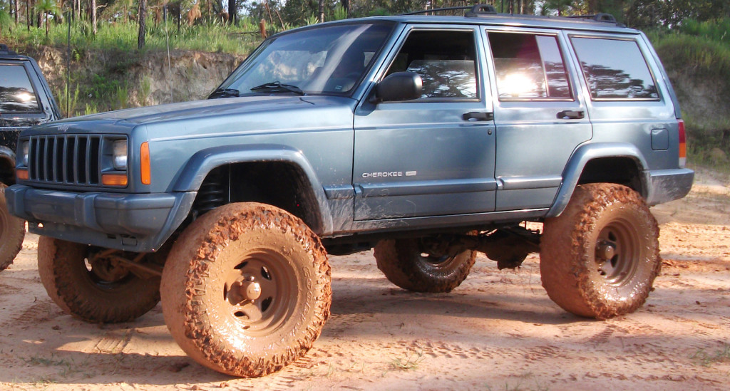 Pump It Up Advantages And Thoughts About Lifted Jeeps