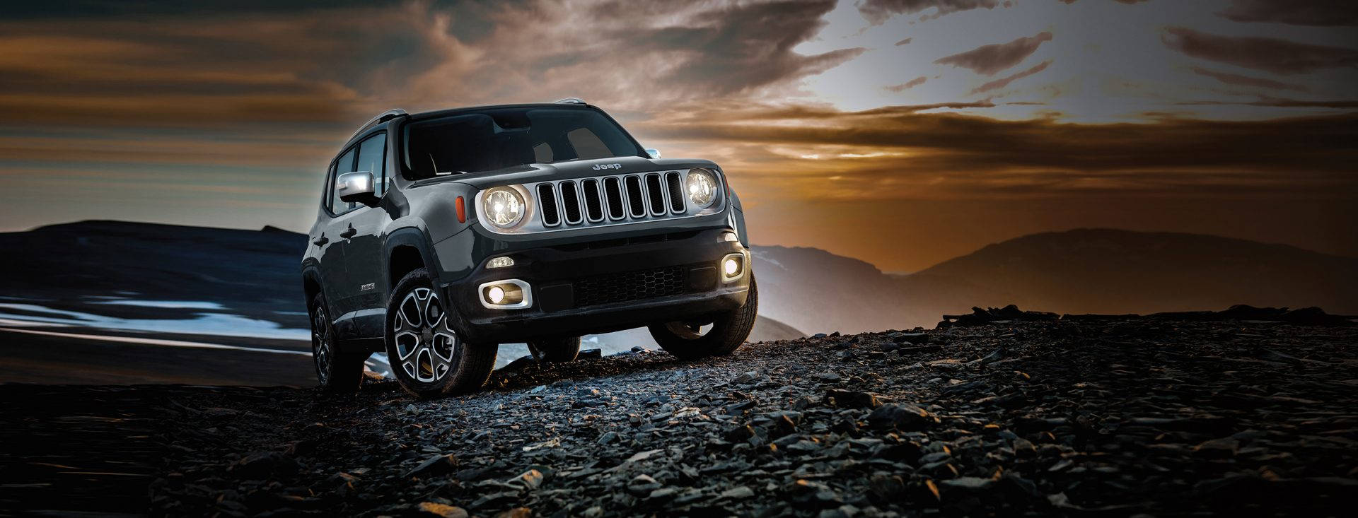 2017 Jeep Renegade Technology