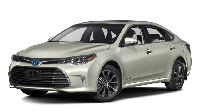 Lexus LS Hybrid vs Toyota Avalon Hybrid Los Angeles