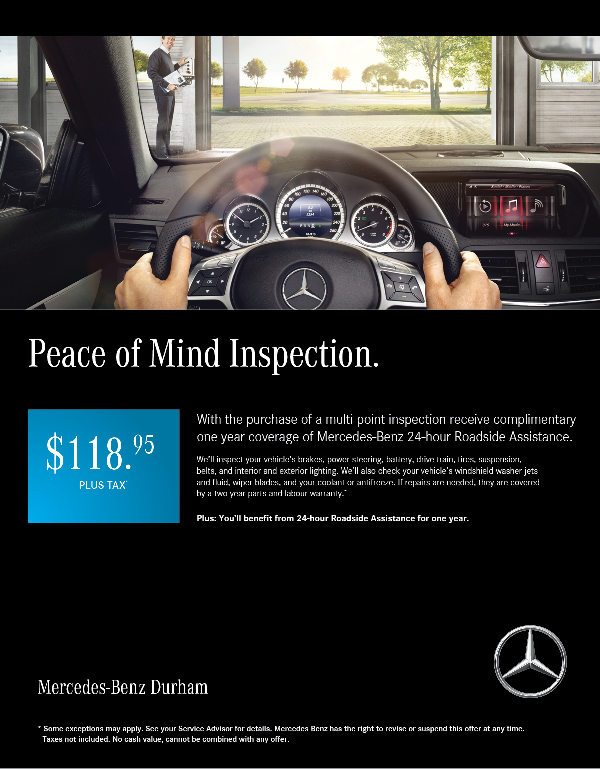 Best of mercedes benz durham phone number fiat world for Schedule c service mercedes benz