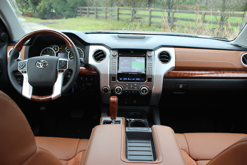 All new 2017 toyota tundra for sale in york pa toyota for Toyota tundra leather interior