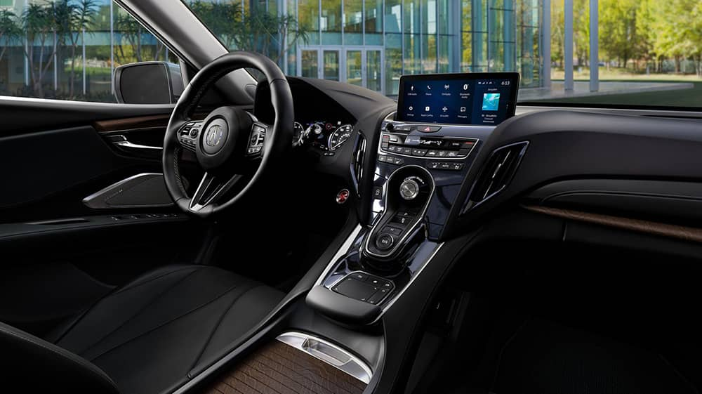 Dashboard of 2019 Acura RDX