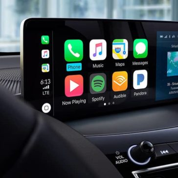 2019 Acura RDX technology
