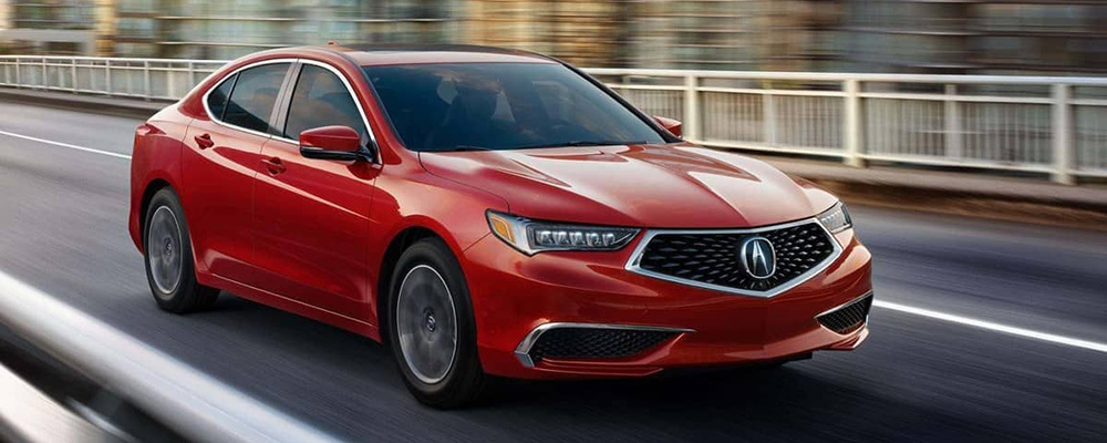 2019 Acura TLX Configurations | Apple Tree Acura