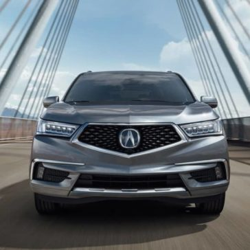 Acura MDX 2019 Advance