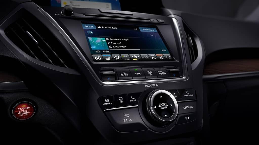 Acura MDX 2019 Advance Ebony