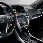 Acura_TLX-2020 interior