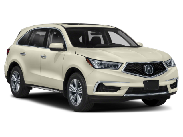 2020 Acura MDX Transparent