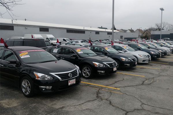 Certified Pre-Owned Vehicles at Berman Nissan of Chicago