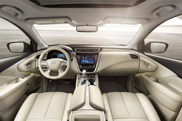 2016 Nissan Murano Technology