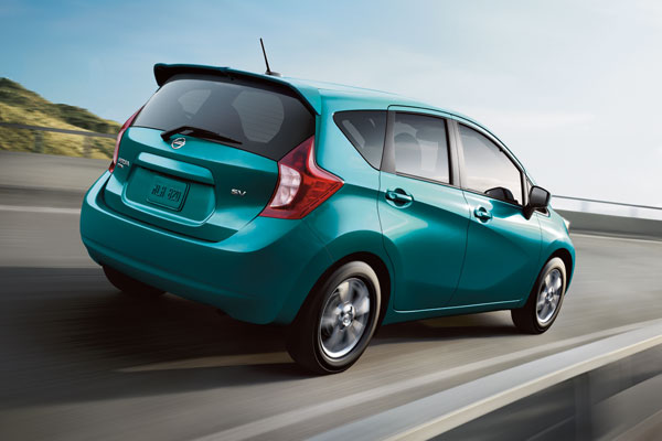 2017 Nissan Versa Note Price and Trims