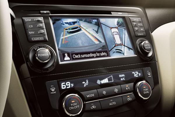 Возможности стандартных магнитол на Андроиде для Nissan X Trai