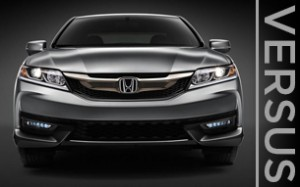 2016 Accord Comparison