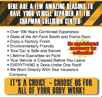 Why Collision Center