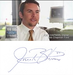 Joe-Chapman Signature