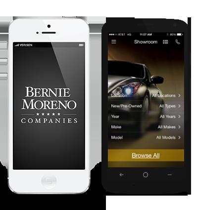 Bernie Moreno App
