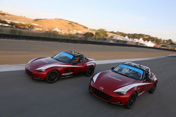 2016 Global MX-5 Cup Car