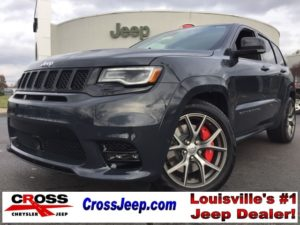 Jeep Grand Cherokee SRT at Cross Motors
