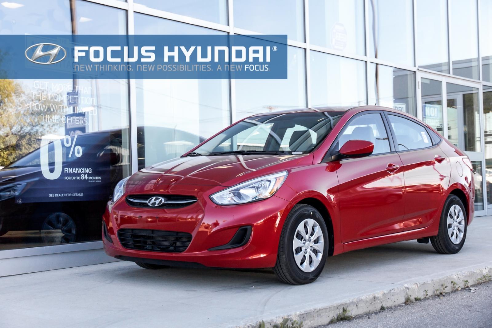 Focus Hyundai Winnipeg Mb