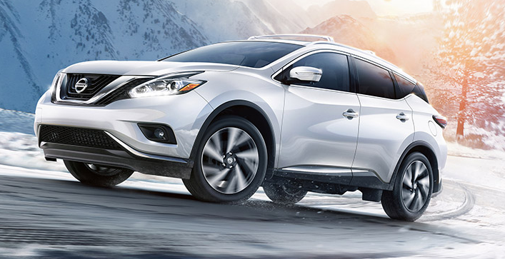 2016 Nissan Murano Future Nissan Of Roseville