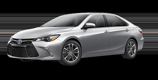 New 2017 Toyota Camry Hybrid