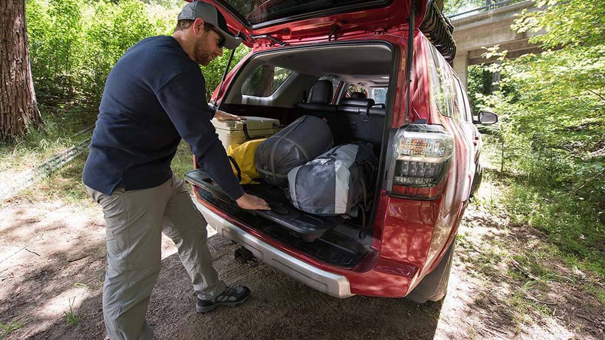 2017 Toyota 4Runner reviews