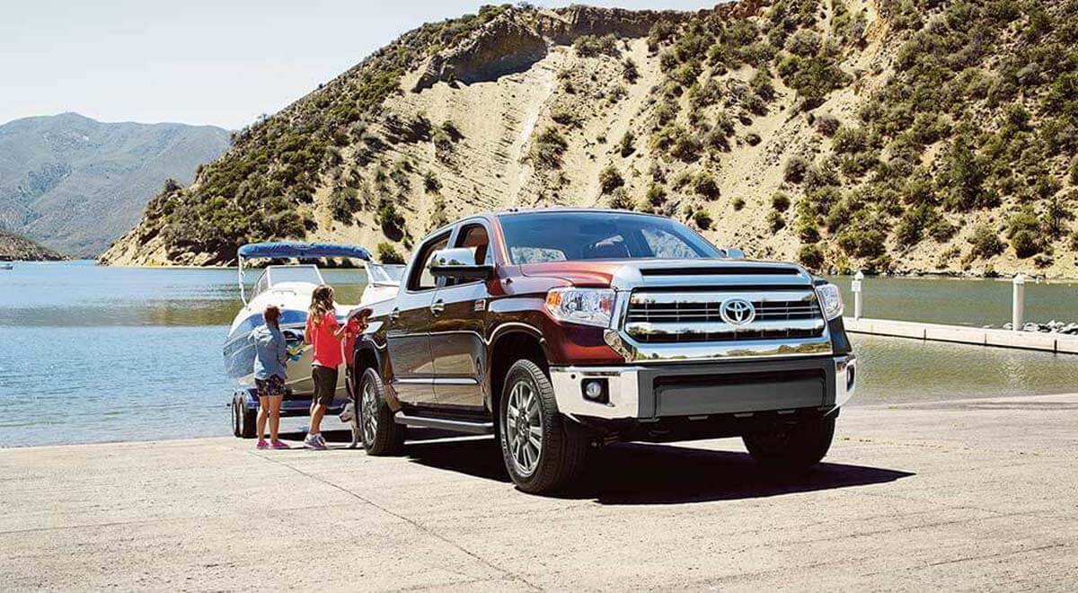 2017 Toyota Tundra features