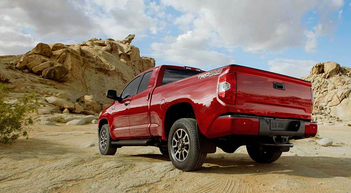 2017 Toyota Tundra performance