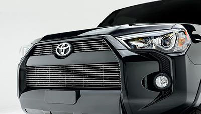 2017 Toyota 4Runner Polished Billet Alluminum Grille