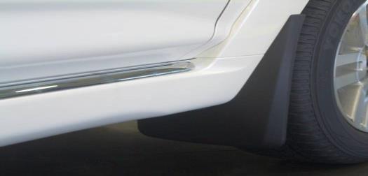 2017 Toyota 4Runner Mudguards