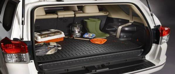 2017 Toyota 4Runner All Weather Cargo Tray