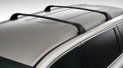 2017 Toyota Highlander Roof Rack Cargo Cross Bars
