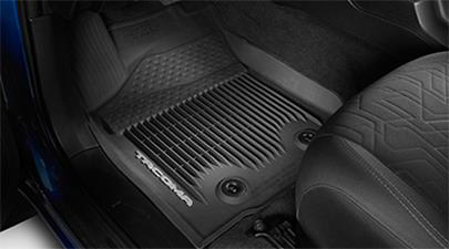 2017 Toyota Tacoma All Weather Floor Liners