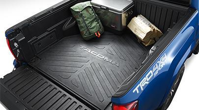 2017 Toyota Tacoma Bed Mat