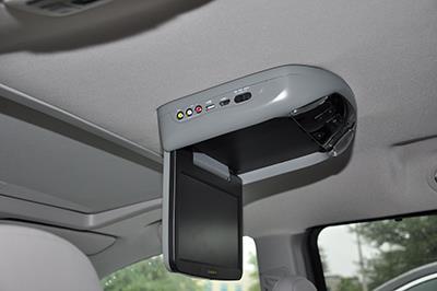 2017 Toyota Tundra 10 Inch DVD Player w/ Mount Kit