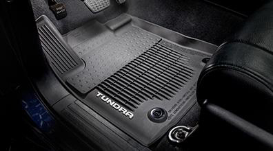 2017 Toyota Tundra All Weather Floor Liners