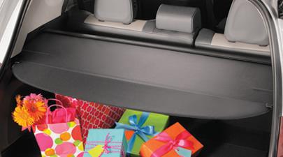 2017 Toyota Rav4 Cargo Cover