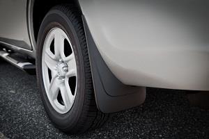 2017 Toyota Rav4 Mudguards