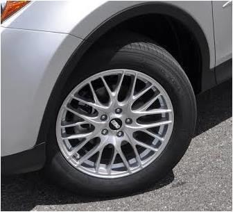 2017 Toyota Rav4 18 Inch Silver Finish Alloys - No Tires