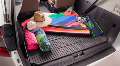 2017 Toyota Sienna All Weather Cargo Liner