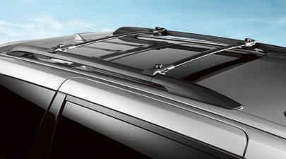 2017 Toyota Sienna Roof Rack Cargo Cross Bars
