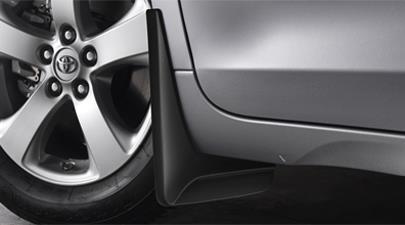 2017 Toyota Sienna Mudguards