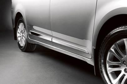 2017 Toyota Sienna Lower Door Molding